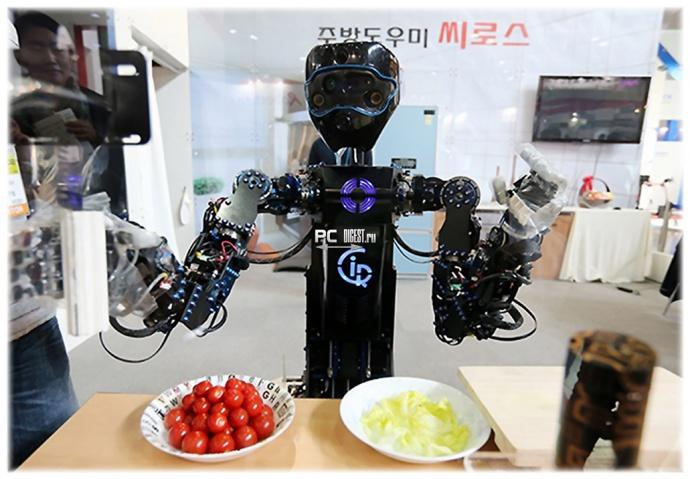 Робот повар