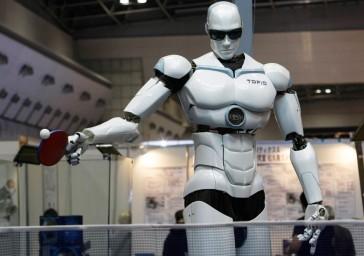 Роботы и спорт