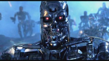 Терминатор робот