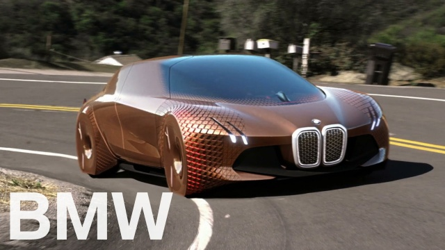 The ideas behind the BMW VISION NEXT 100