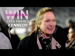 Women In NASCAR: Lesa France Kennedy